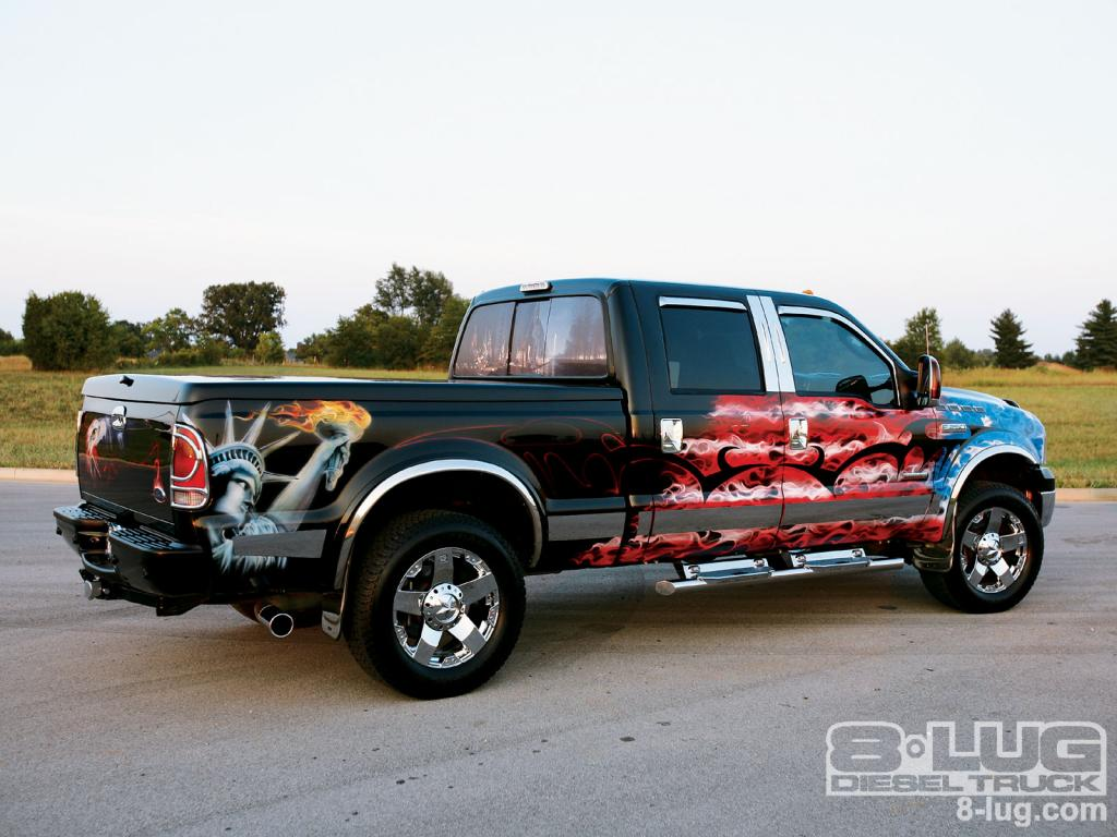 2007 ford f 250 super duty information and photos zombiedrive. Black Bedroom Furniture Sets. Home Design Ideas
