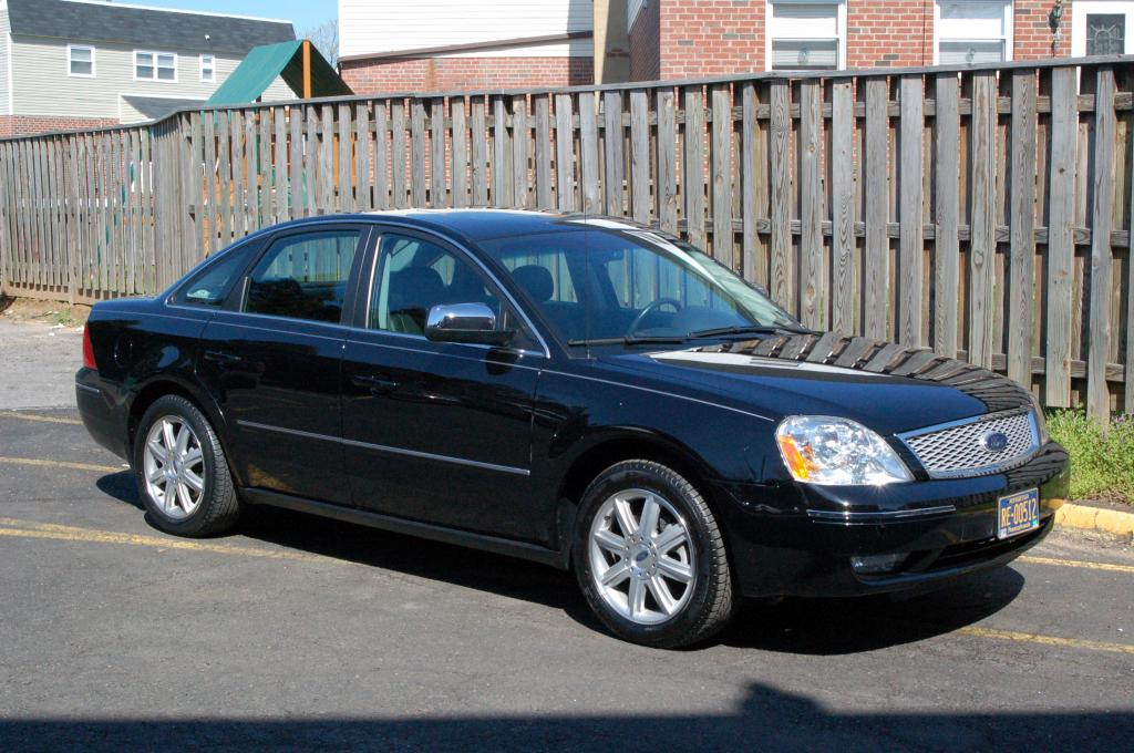 2007 ford five hundred information and photos zombiedrive. Cars Review. Best American Auto & Cars Review