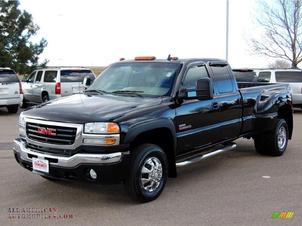 2007 gmc sierra 3500 classic information and photos zombiedrive. Black Bedroom Furniture Sets. Home Design Ideas