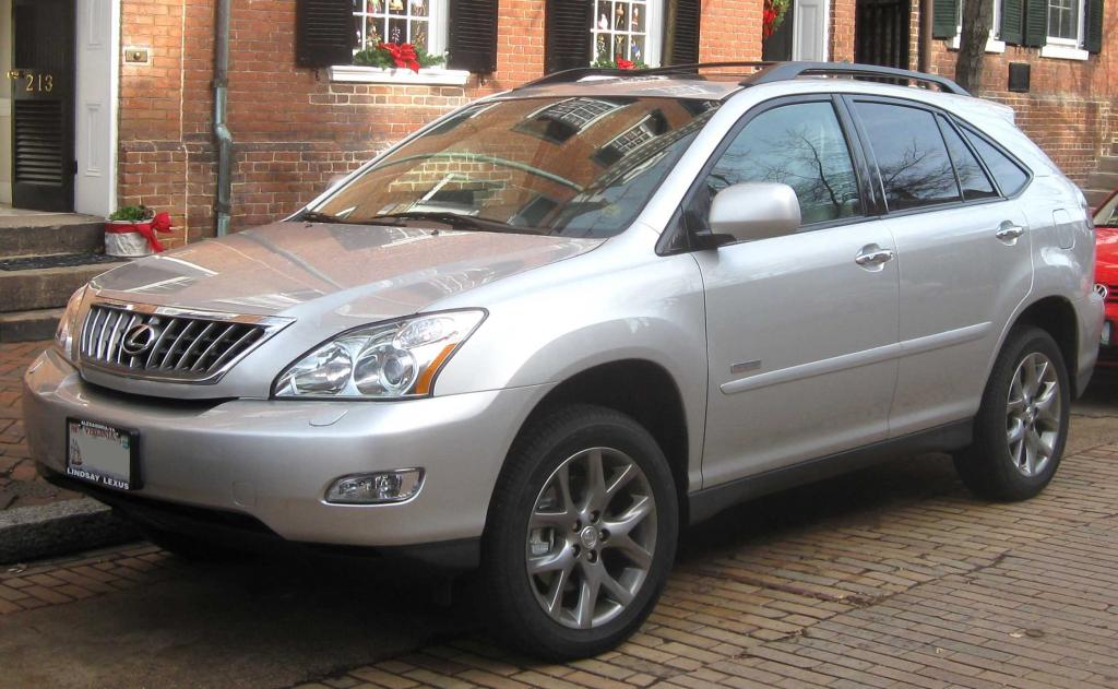 2007 lexus rx 350 information and photos zombiedrive. Black Bedroom Furniture Sets. Home Design Ideas