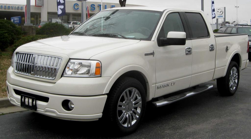 2007 Lincoln Mark Lt - Information And Photos