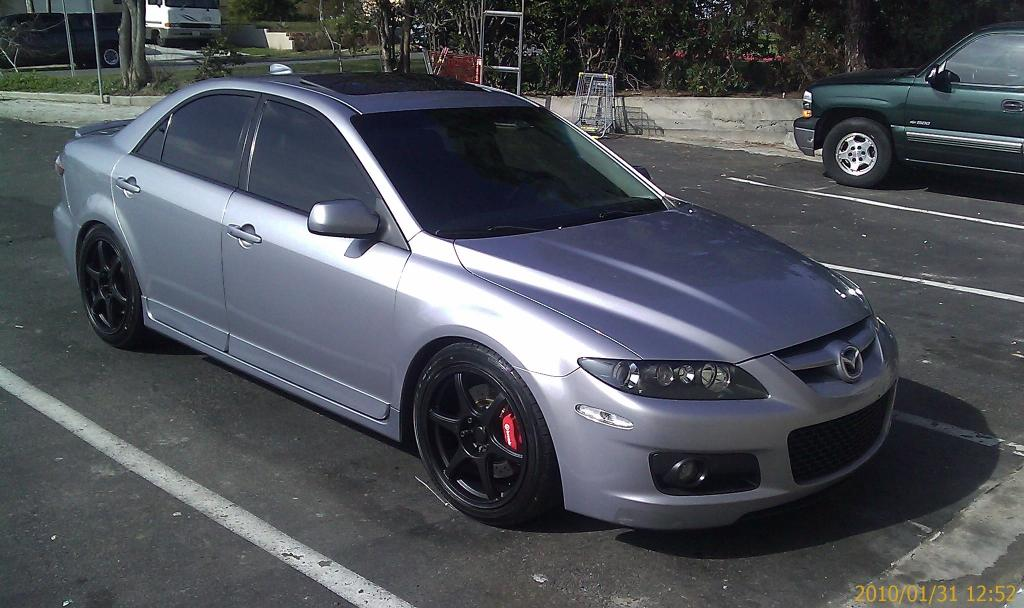 2007 mazda mazdaspeed mazda6 information and photos zombiedrive. Black Bedroom Furniture Sets. Home Design Ideas