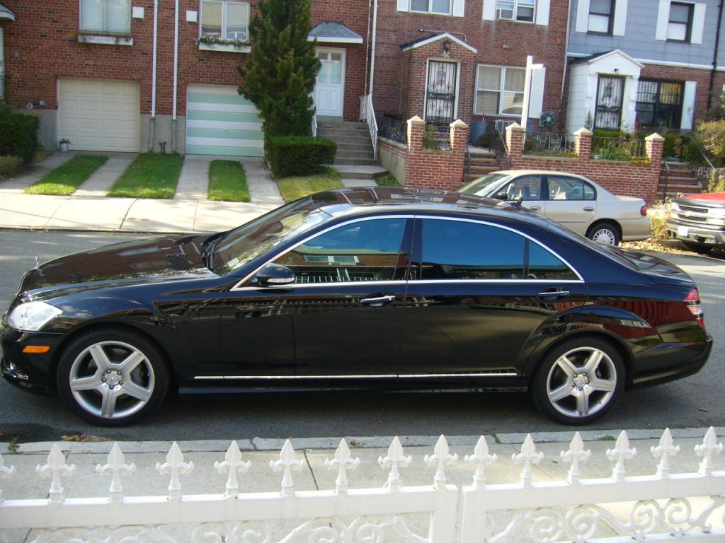 2007 mercedes benz s class information and photos for 2007 s550 mercedes benz