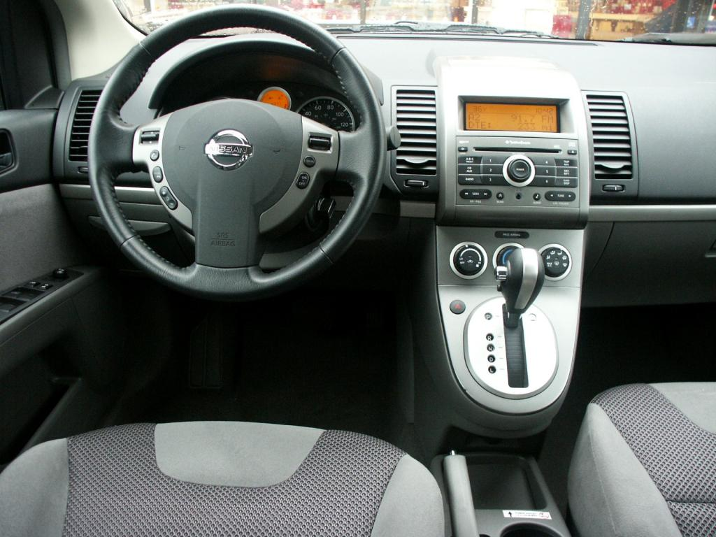 2007 Nissan Sentra Information And Photos Zombiedrive