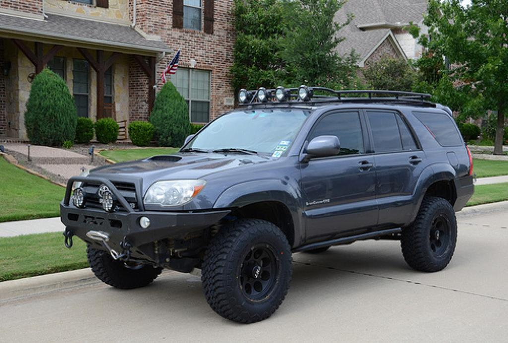 2007 toyota 4runner information and photos zombiedrive. Black Bedroom Furniture Sets. Home Design Ideas