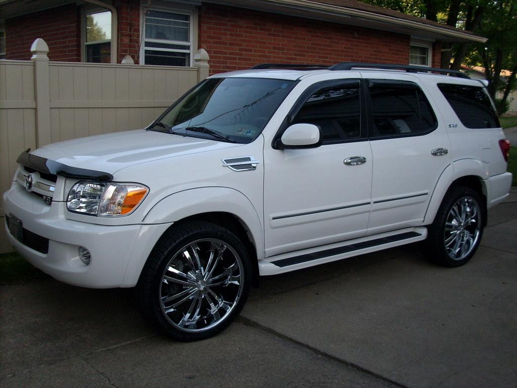 2007 toyota sequoia information and photos zombiedrive. Black Bedroom Furniture Sets. Home Design Ideas