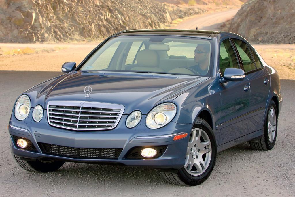 2007 mercedes benz e class information and photos zombiedrive rh zombdrive com 2007 Mercedes S550 2007 mercedes benz e350 repair manual