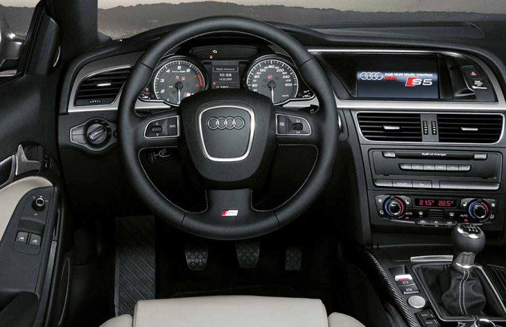 2008 Audi A5 Information And Photos Zombiedrive