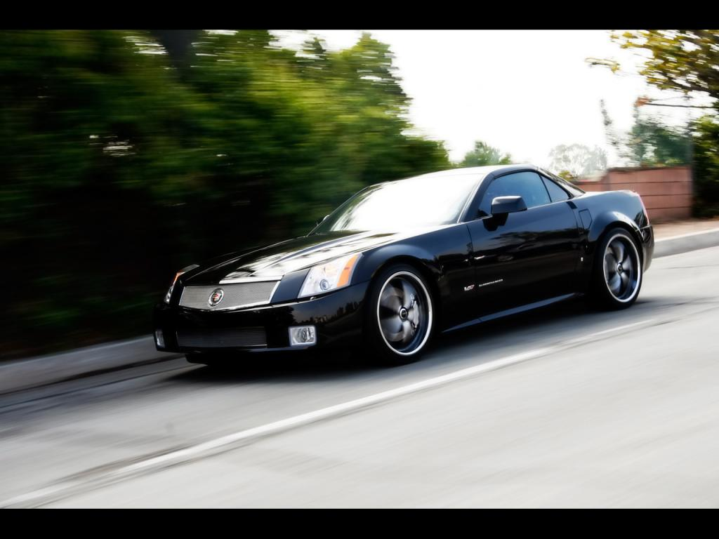 2008 Cadillac XLR - Information and photos - ZombieDrive