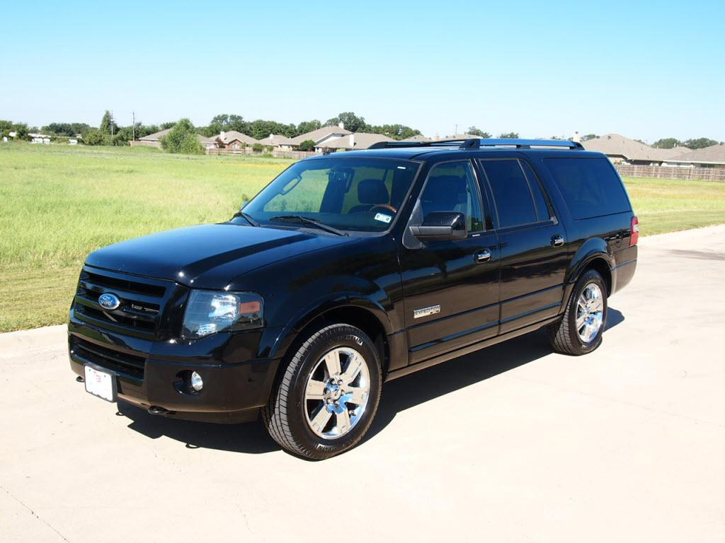 2008 ford expedition el information and photos zombiedrive. Black Bedroom Furniture Sets. Home Design Ideas