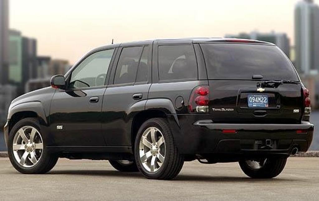 2008 Chevrolet Trailblazer Information And Photos Zombiedrive