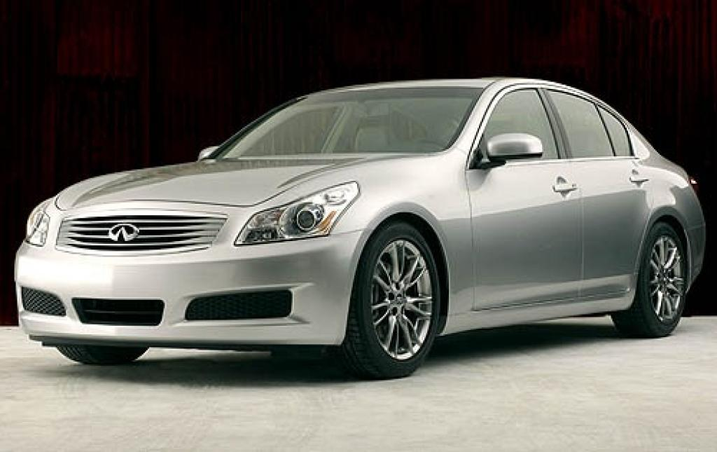 2008 Infiniti G35 Information And Photos Zombiedrive