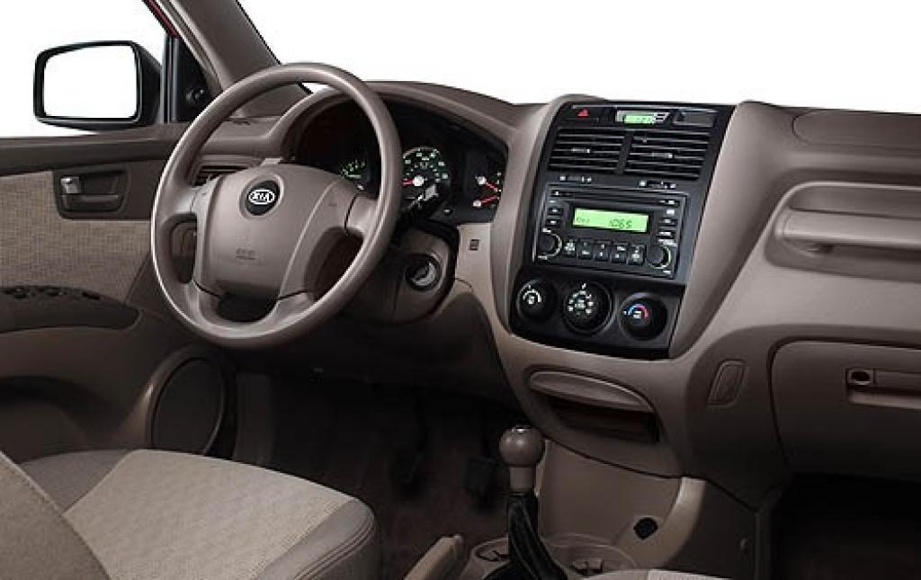 800 1024 1280 1600 Origin 2008 Kia Sportage ...