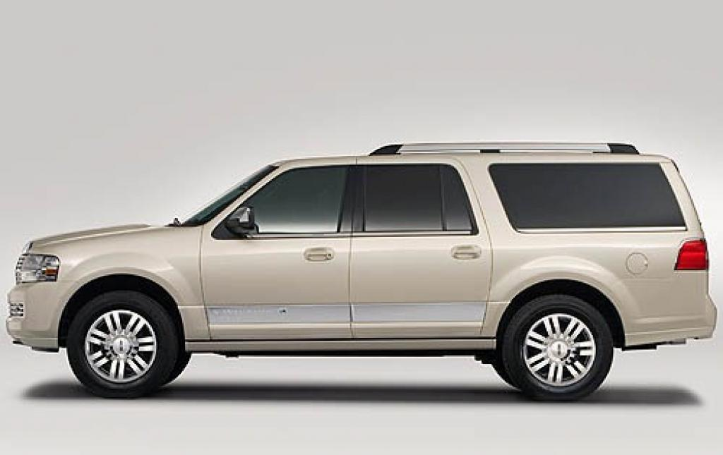 2008 lincoln navigator l information and photos zombiedrive. Black Bedroom Furniture Sets. Home Design Ideas
