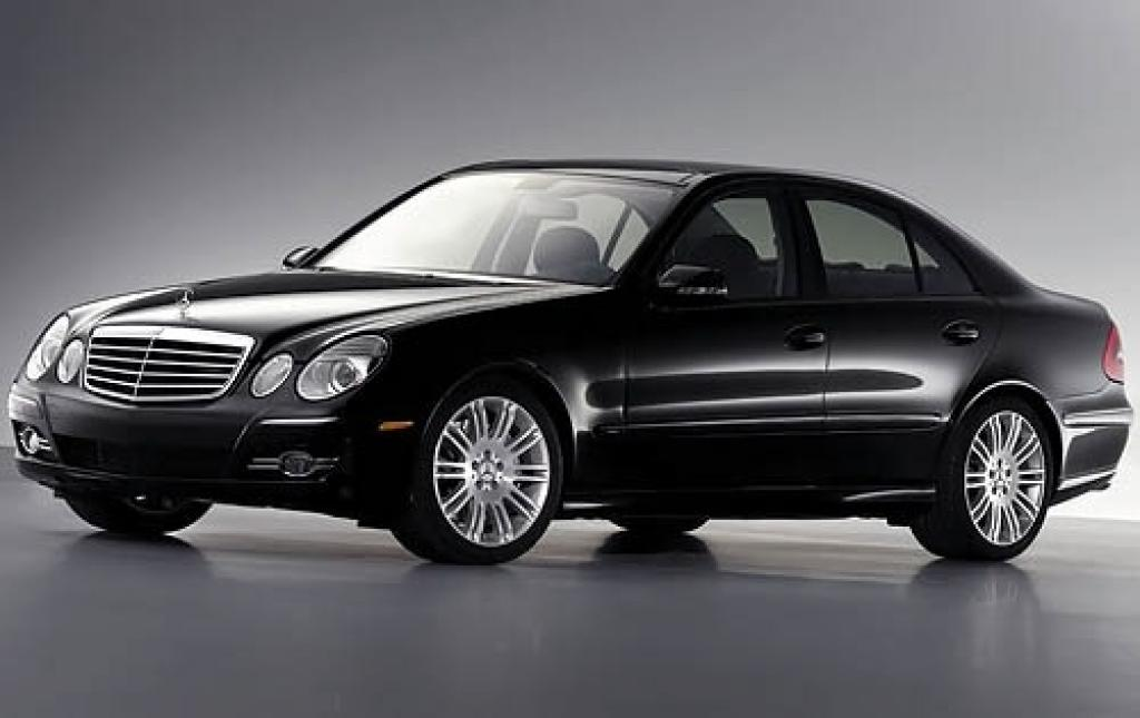 2008 mercedes benz e class information and photos zombiedrive. Black Bedroom Furniture Sets. Home Design Ideas