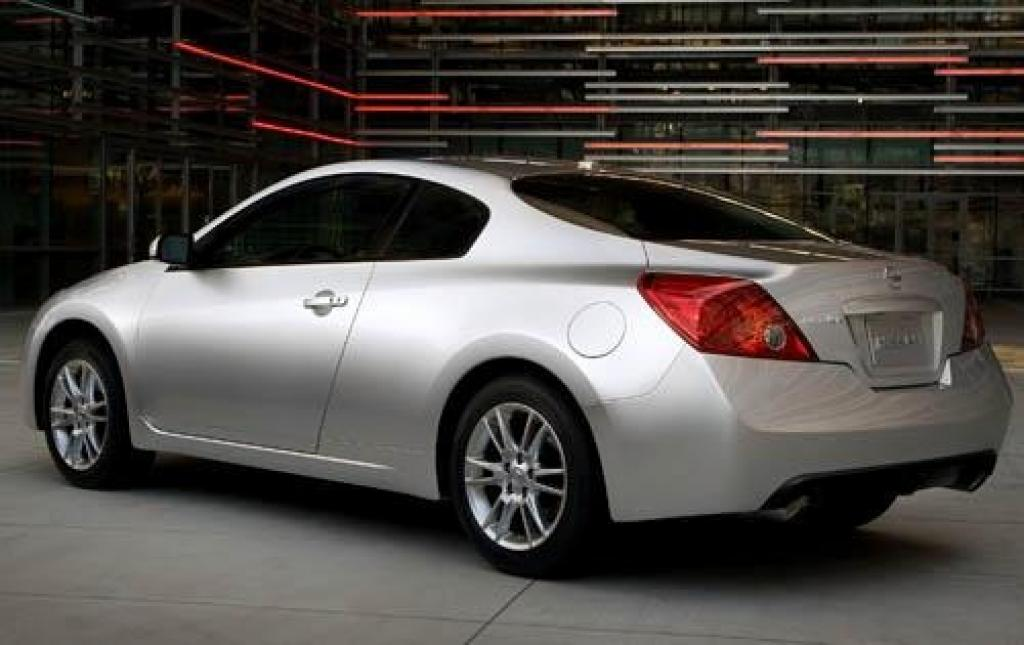 2008 Nissan Altima Information And Photos Zombiedrive