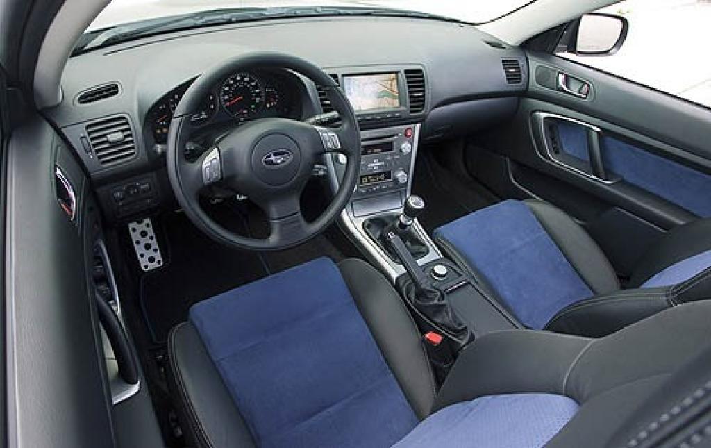 2008 Subaru Legacy Information And Photos Zombiedrive