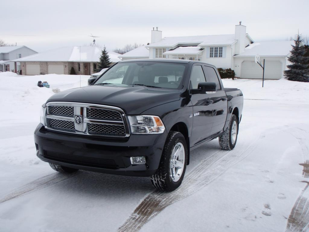 2009 dodge ram pickup 1500 information and photos zombiedrive. Black Bedroom Furniture Sets. Home Design Ideas