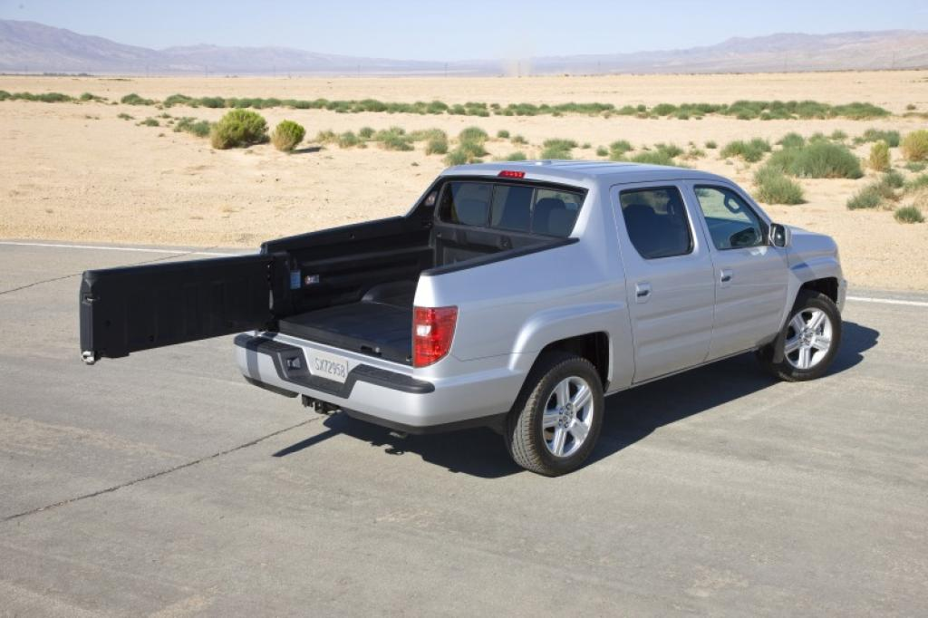 2009 Honda Ridgeline Information And Photos Zombiedrive