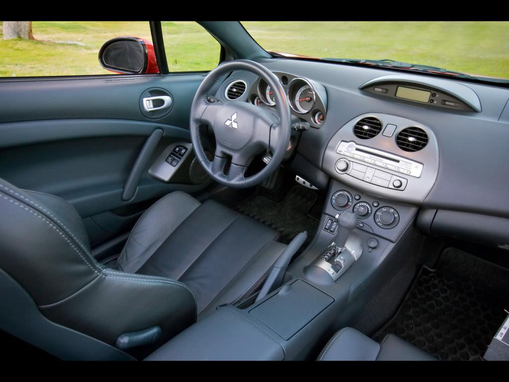 2009 Mitsubishi Eclipse Information And Photos Zombiedrive