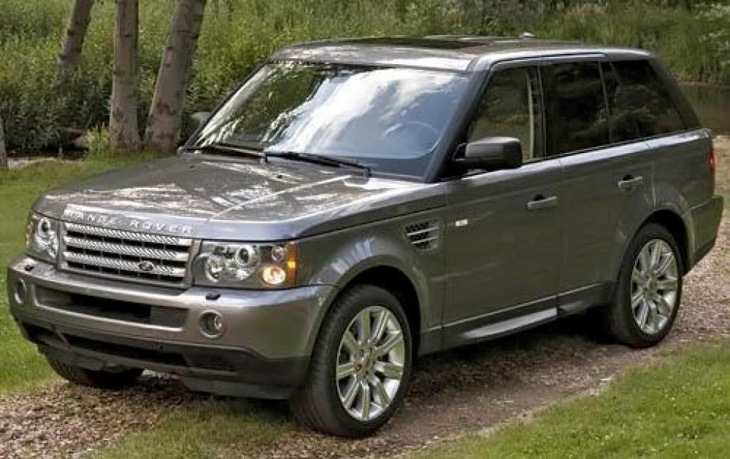 2009 land rover range rover sport information and photos. Black Bedroom Furniture Sets. Home Design Ideas