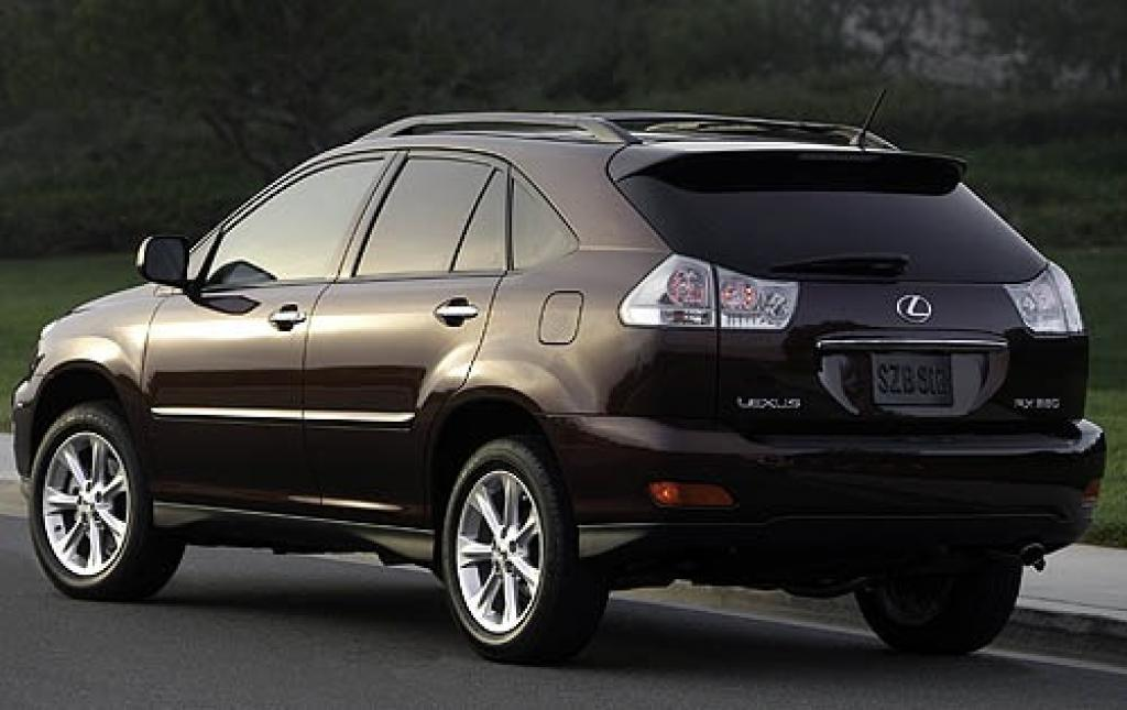 2009 lexus rx 350 information and photos zombiedrive. Black Bedroom Furniture Sets. Home Design Ideas