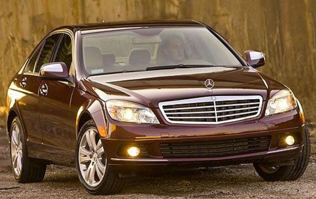 2009 mercedes benz c class information and photos for 2009 mercedes benz c 300