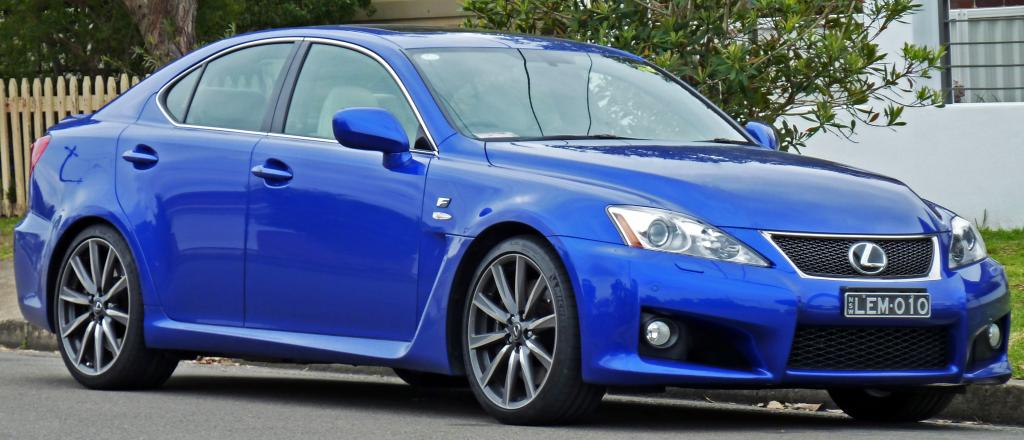 Lexus IS—F
