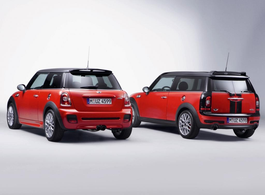 2010 mini cooper clubman information and photos. Black Bedroom Furniture Sets. Home Design Ideas