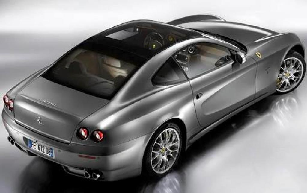 2010 ferrari 612 scaglietti information and photos zombiedrive. Cars Review. Best American Auto & Cars Review