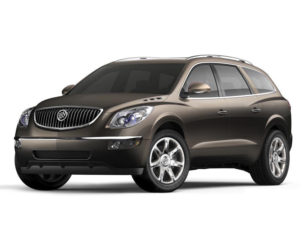 2011 buick enclave information and photos zombiedrive. Black Bedroom Furniture Sets. Home Design Ideas