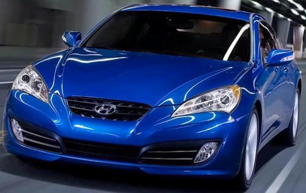 2011 Hyundai Genesis Coupe Information And Photos