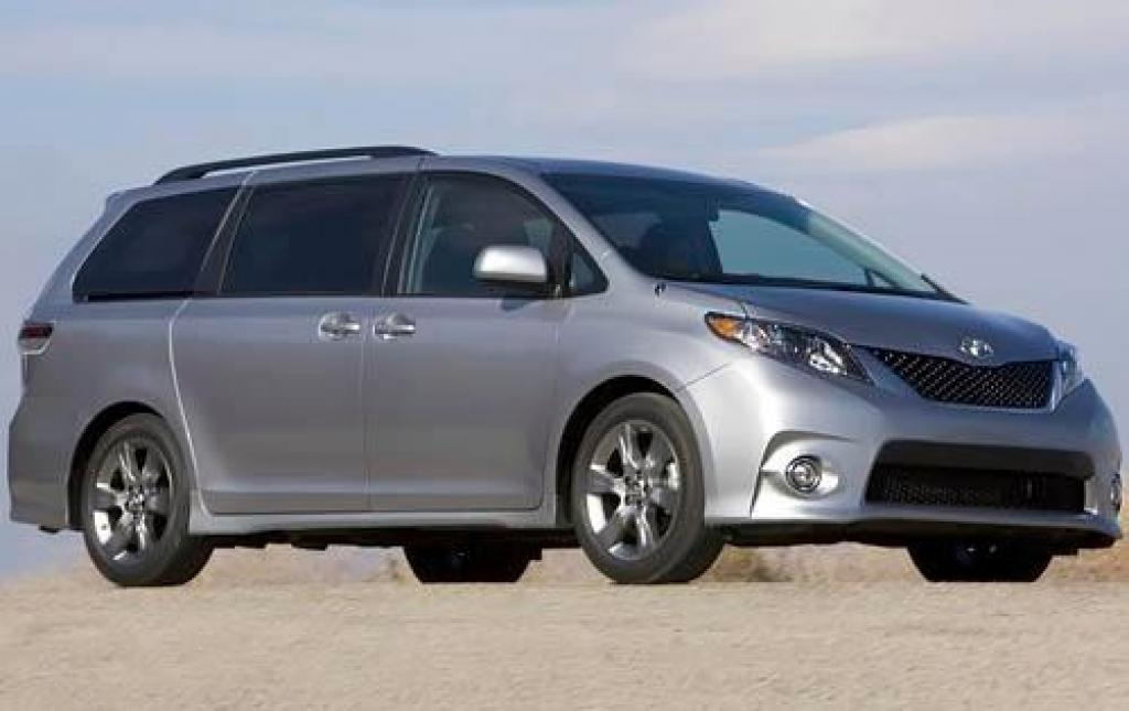 2011 toyota sienna information and photos zombiedrive. Black Bedroom Furniture Sets. Home Design Ideas