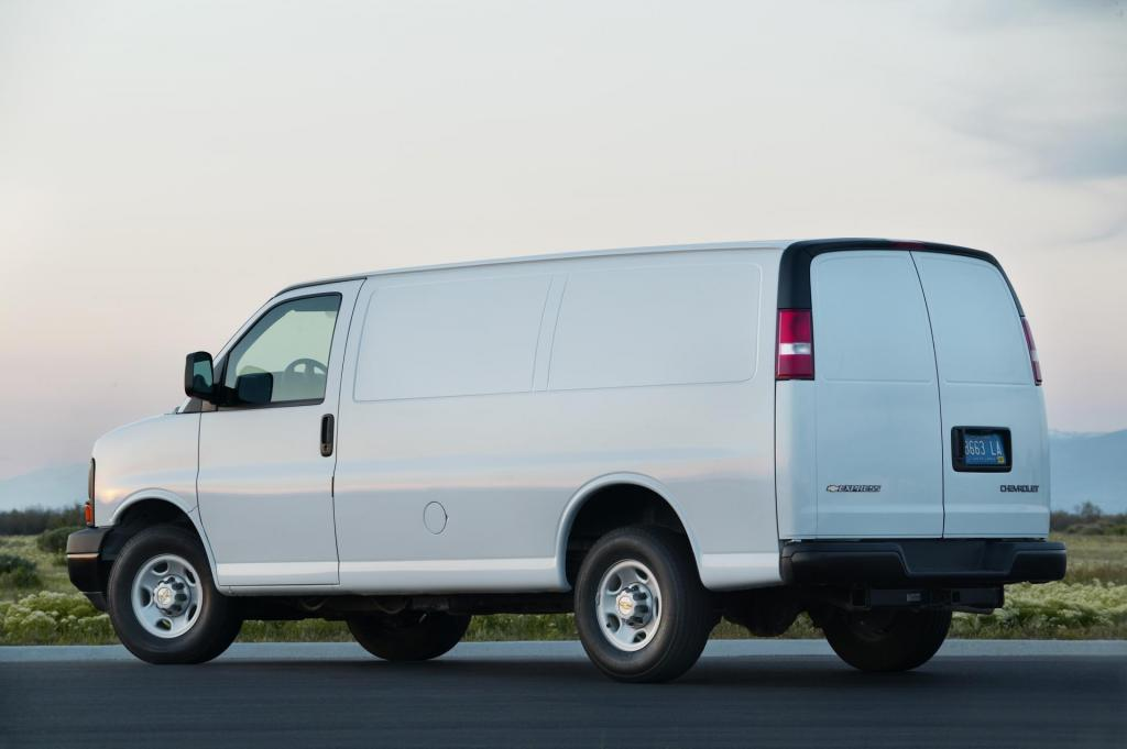 2005 Chevrolet Express Cargo Van Wiring Diagram - wiring diagrams ...