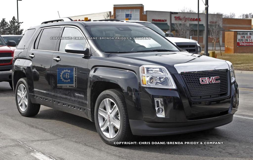 2012 gmc terrain information and photos zombiedrive. Black Bedroom Furniture Sets. Home Design Ideas
