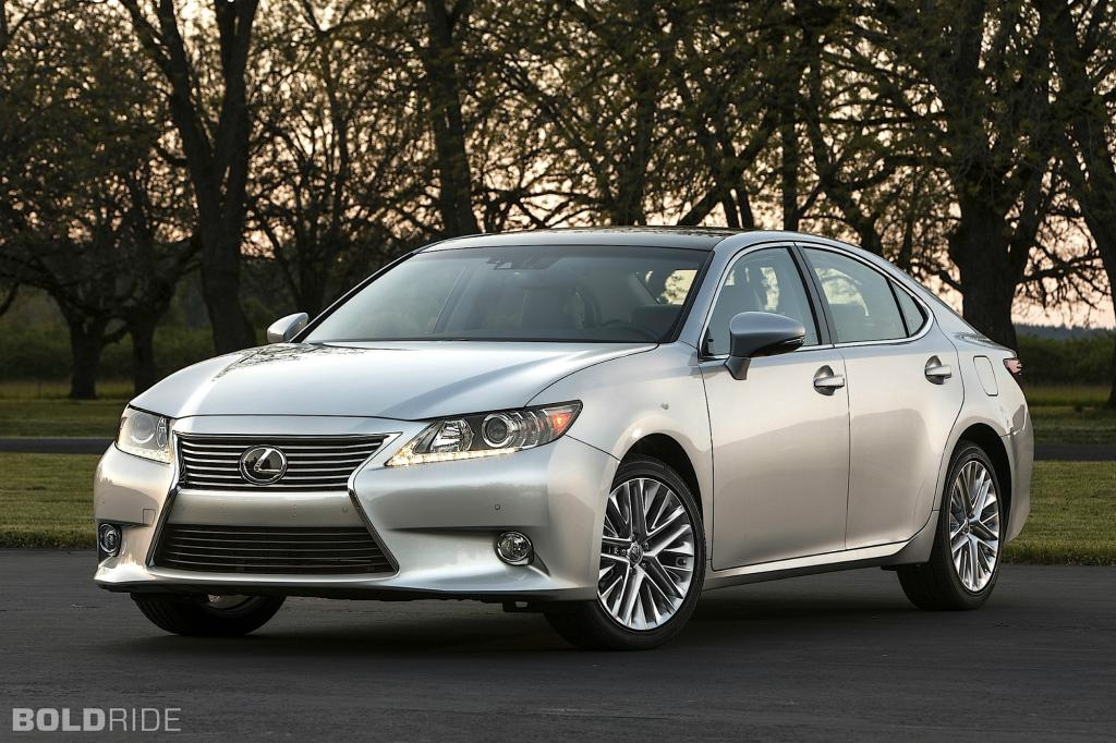 2012 Lexus ES 350 Information And Photos ZombieDrive