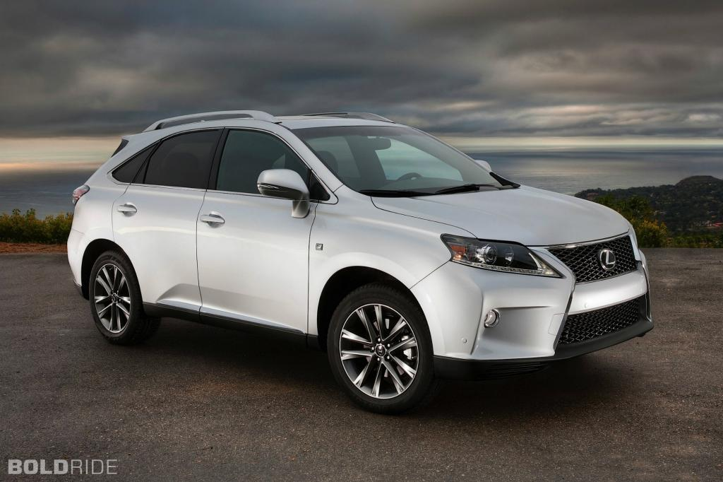 2012 lexus rx 350 information and photos zombiedrive. Black Bedroom Furniture Sets. Home Design Ideas