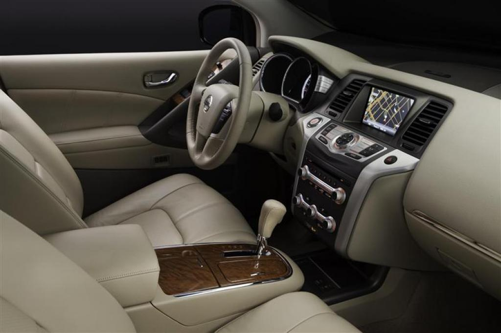 2012 Nissan Murano Information And Photos Zombiedrive