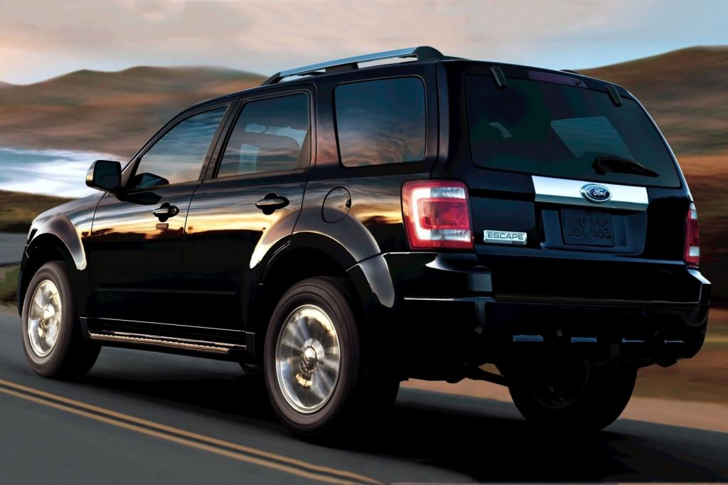 2012 ford escape information and photos zombiedrive. Black Bedroom Furniture Sets. Home Design Ideas