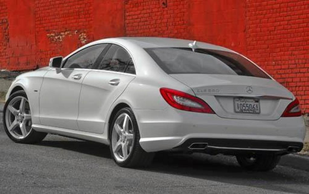 2012 mercedes benz cls class information and photos for 2012 mercedes benz cls550 for sale