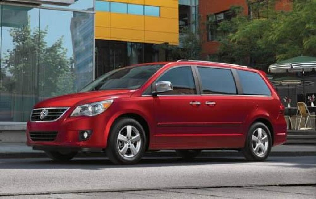 2012 volkswagen routan information and photos zombiedrive. Black Bedroom Furniture Sets. Home Design Ideas