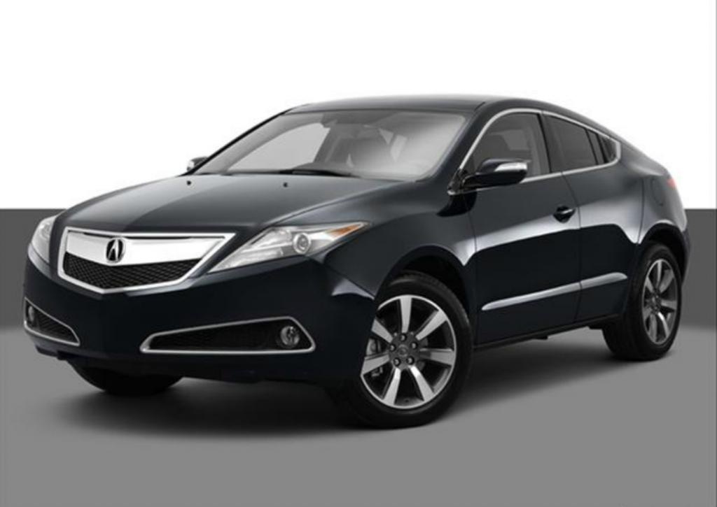 2013 acura zdx information and photos zombiedrive. Black Bedroom Furniture Sets. Home Design Ideas