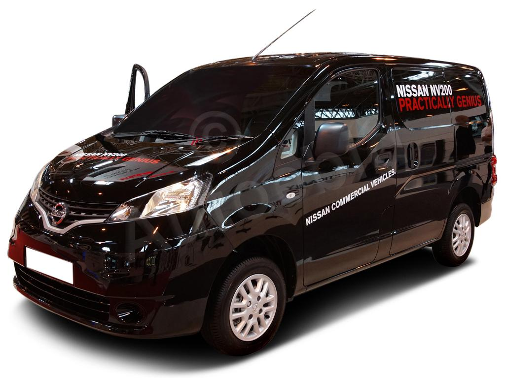 2013 nissan nv200 information and photos zombiedrive. Black Bedroom Furniture Sets. Home Design Ideas
