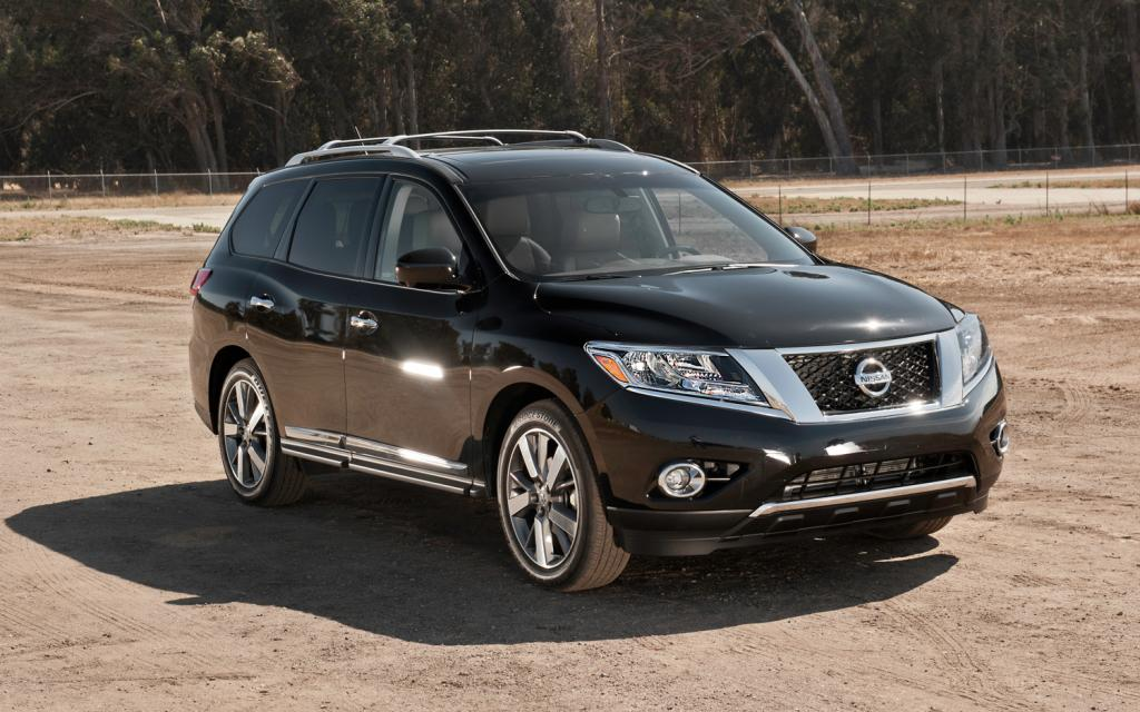 2013 Nissan Pathfinder Information And Photos Zombiedrive