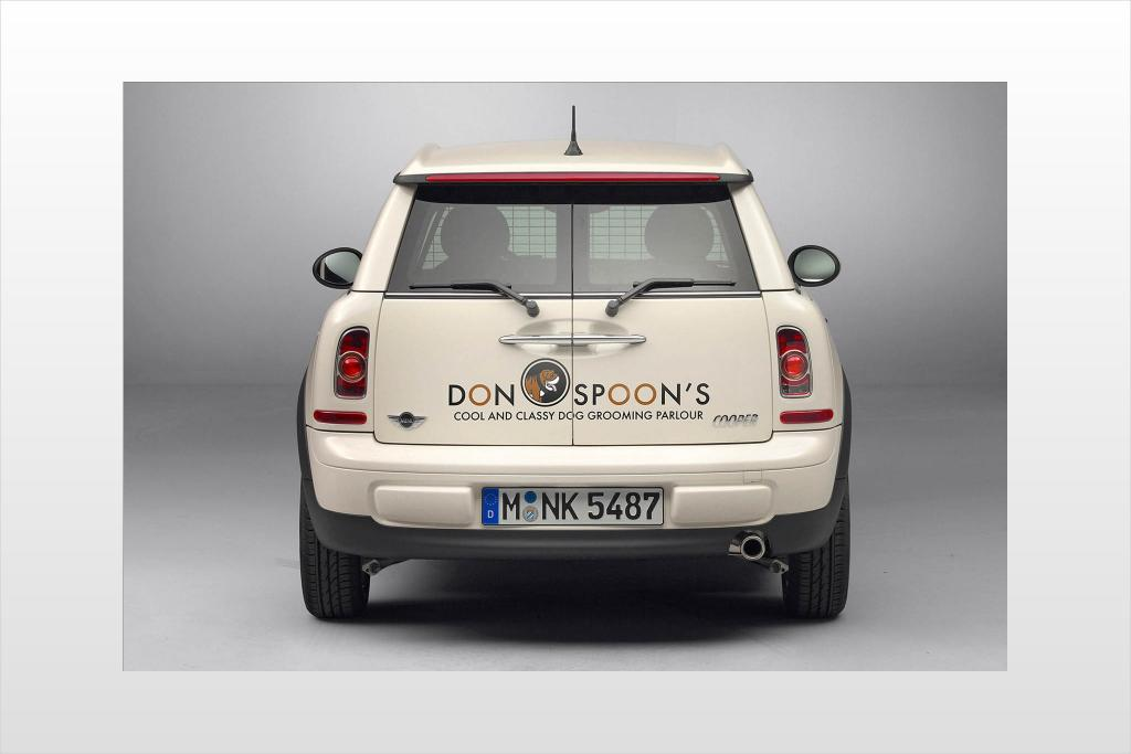 2013 Mini Cooper Clubvan Information And Photos Zombiedrive