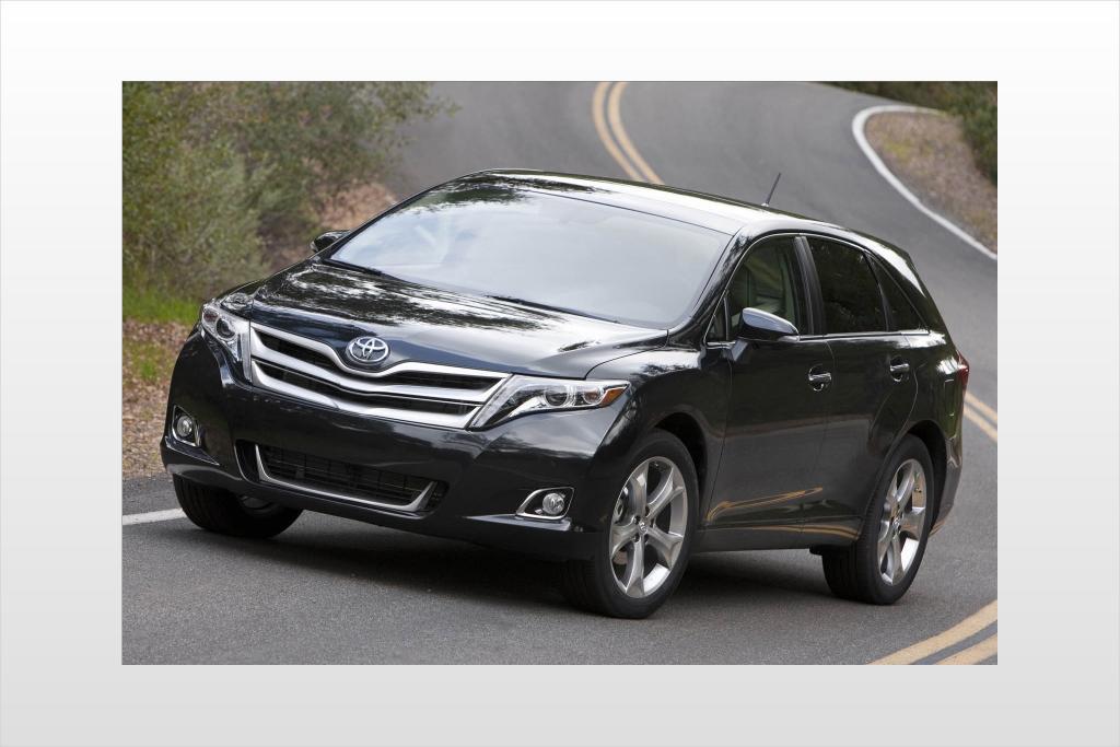 2014 Toyota Venza.html   Autos Weblog