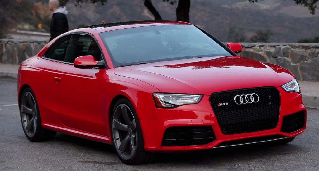 2014 Audi S5 - Information and photos - ZombieDrive