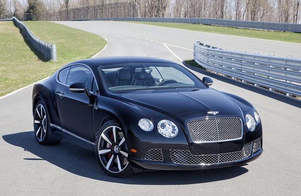 2014 Bentley Continental Gt Information And Photos Zombiedrive