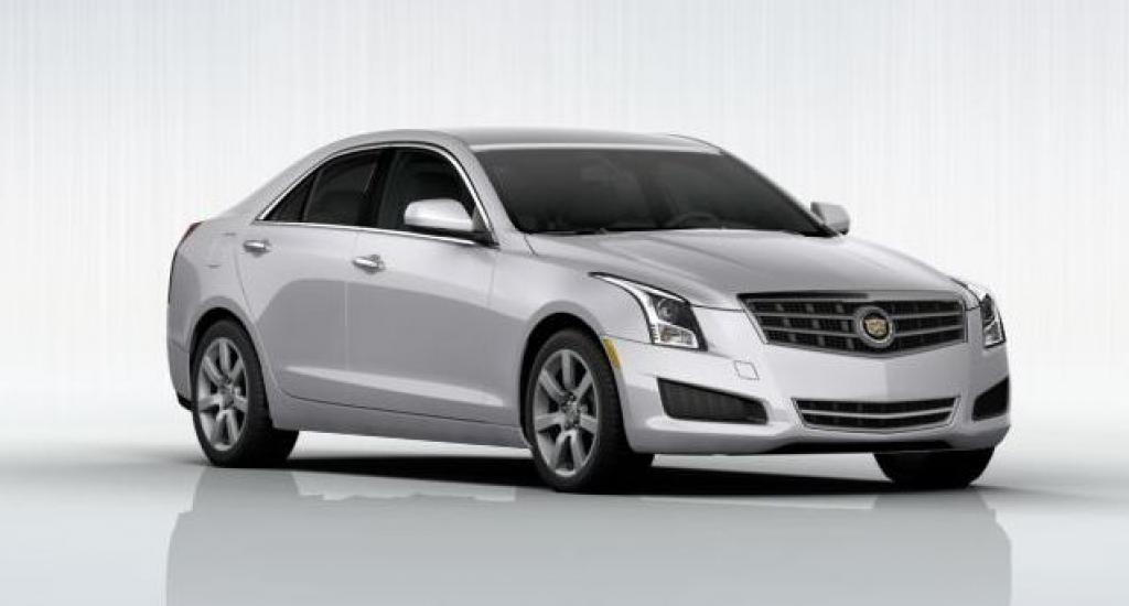 2014 cadillac ats information and photos zombiedrive. Black Bedroom Furniture Sets. Home Design Ideas