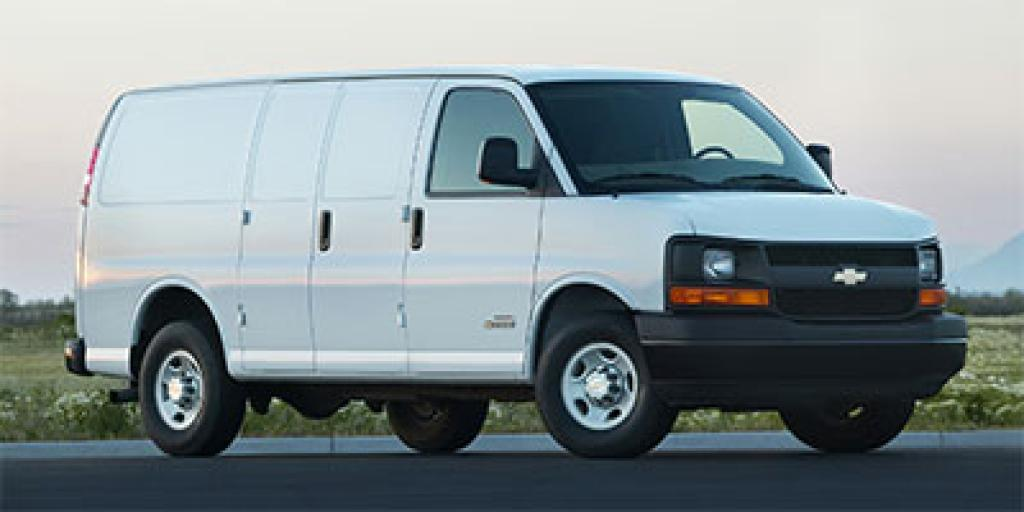 2014 Chevrolet Express - Information and photos - ZombieDrive